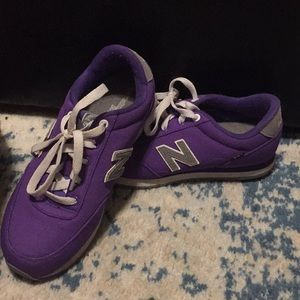 New Balance Shoes - New balance 501 purple sneakers